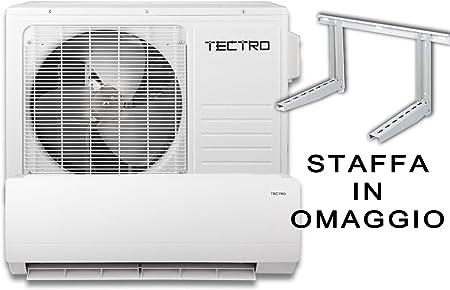 Climatizzatore Tectro Ts625 Inverter 9000 Btu Deumidificatore Cl A Amazon It Casa E Cucina