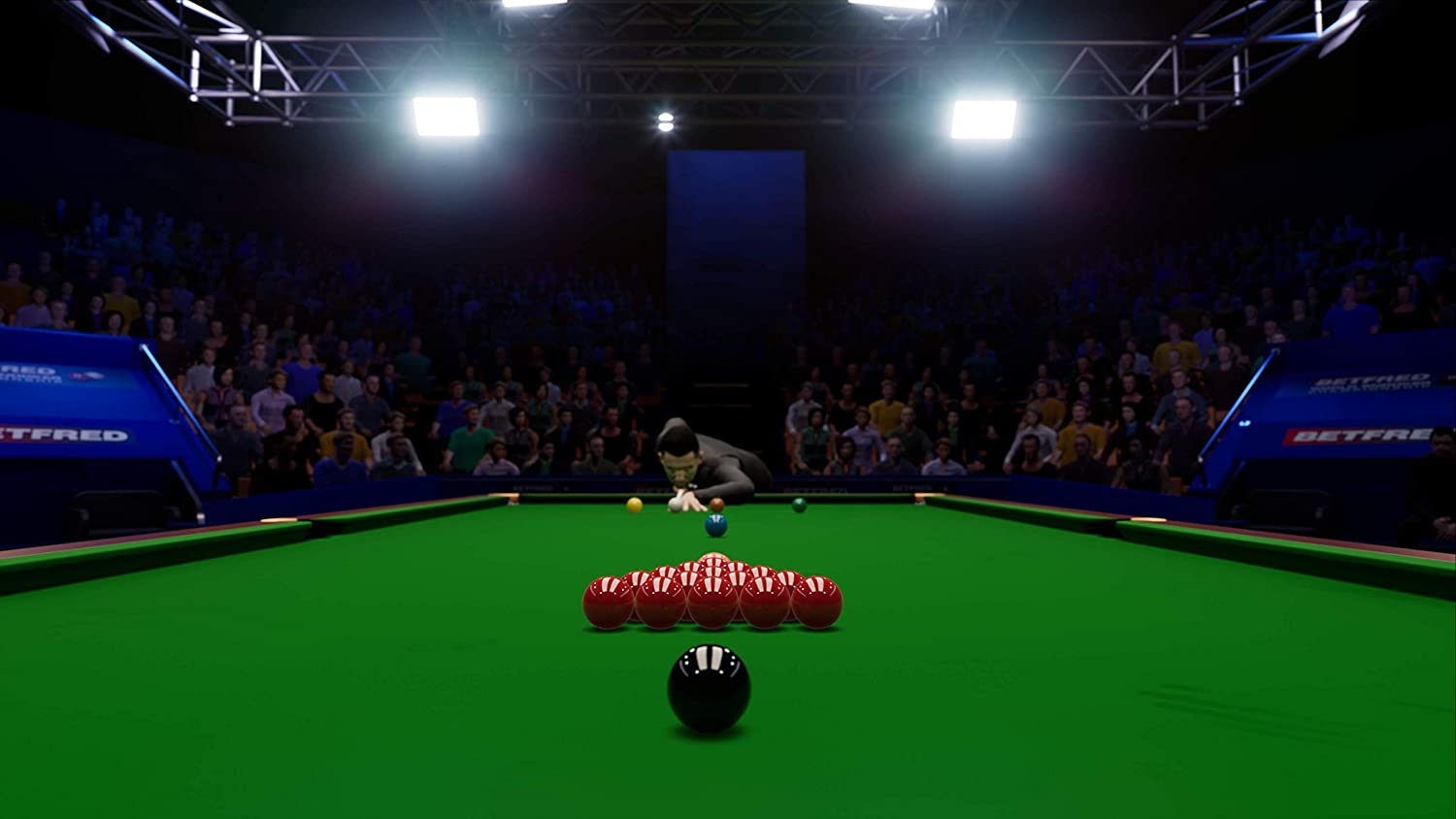 Snooker 19 - The Official Video Game - PlayStation 4 - PlayStation ...