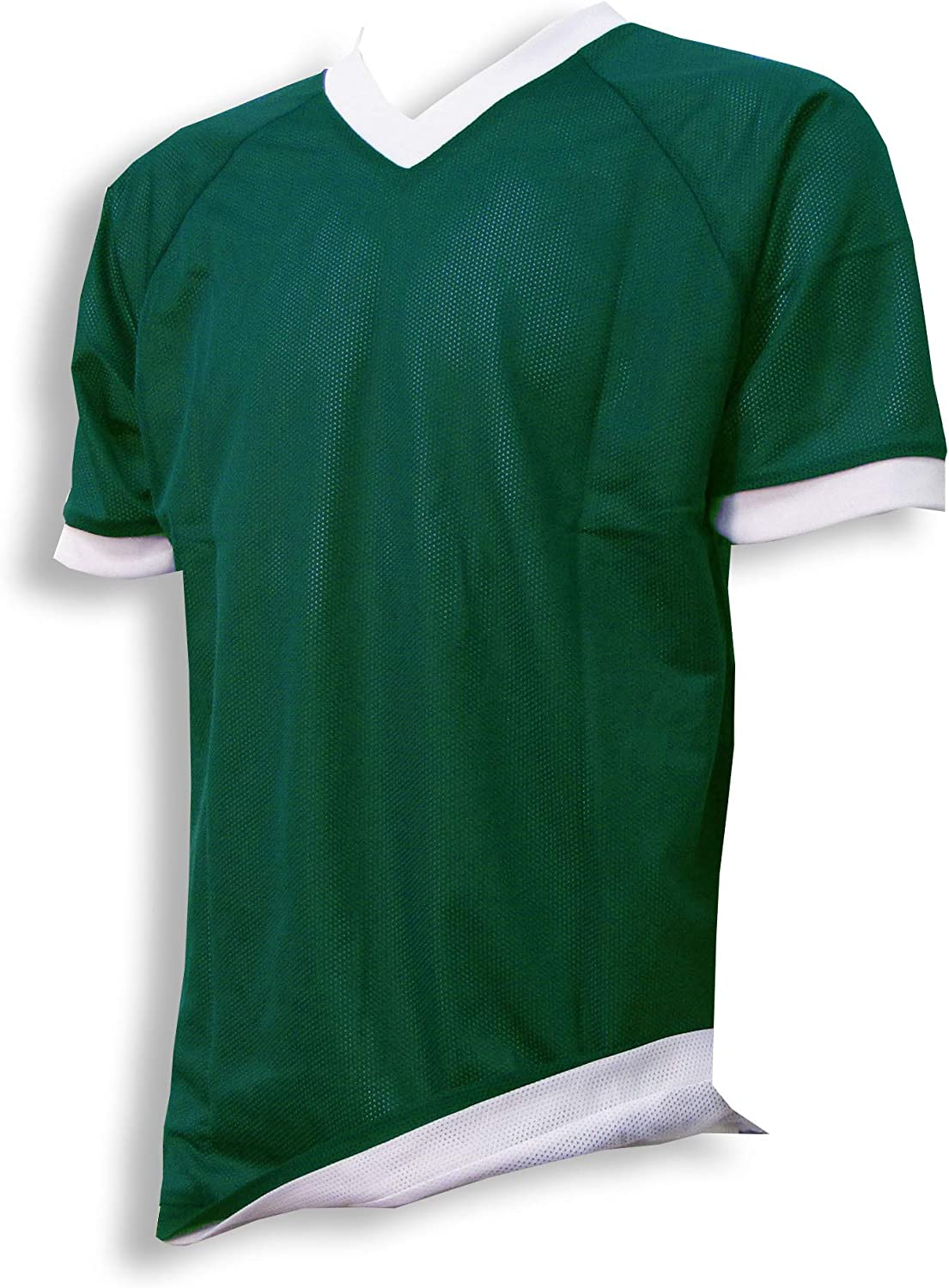 Youth and Adult Sizes Code Four Athletics Reversible Jersey for Flag Football and Soccer