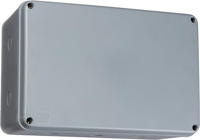 Knightsbridge Caja de Empalme, de derivación, Resistente al Agua JBAV0010, Extra Grande, IP66: Amazon.es: Bricolaje y herramientas