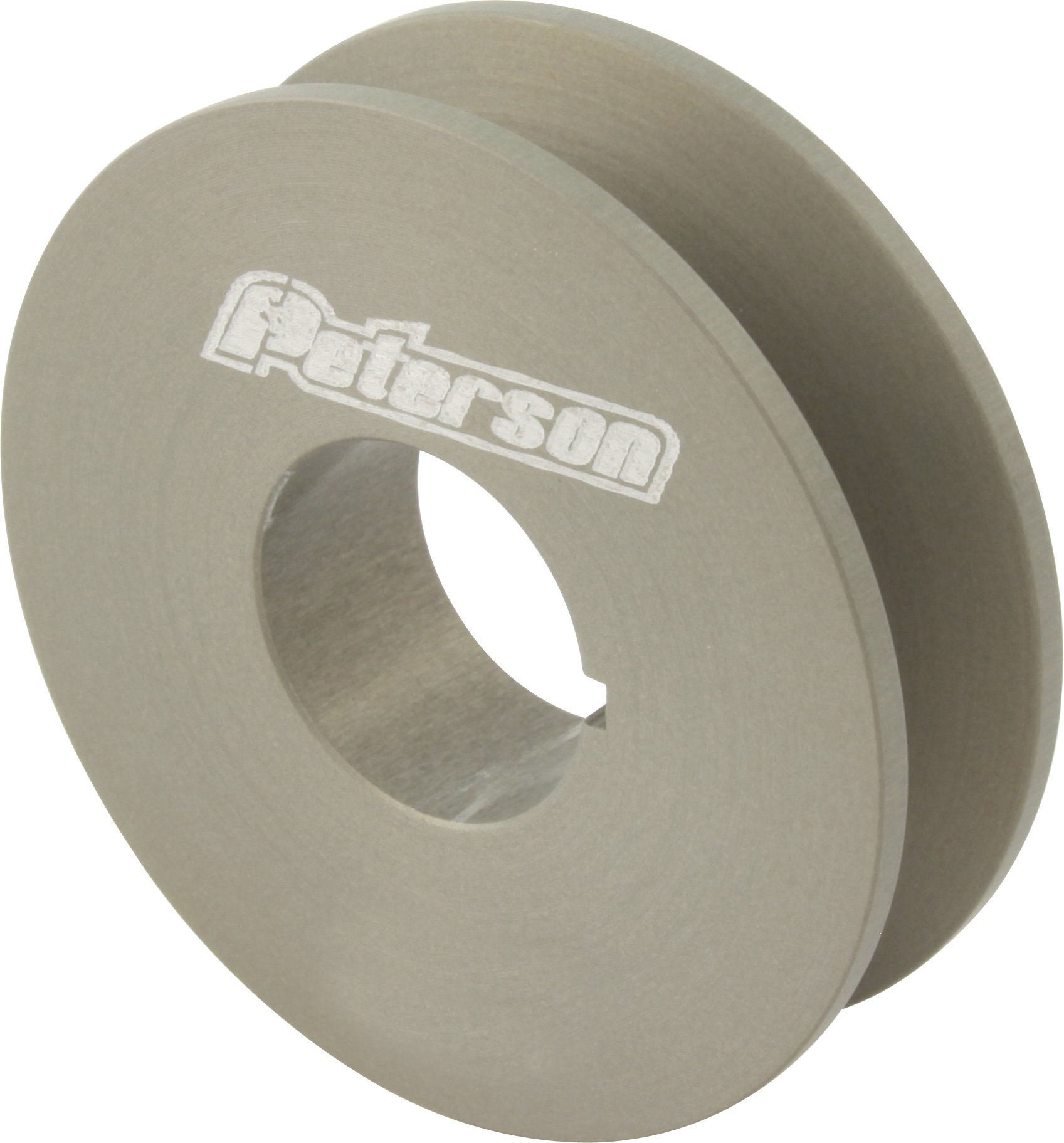 Peterson Fluid Systems 05-0529 2.5'' X 1'' Bore V-Groove Crank Pulley by Peterson Fluid Systems