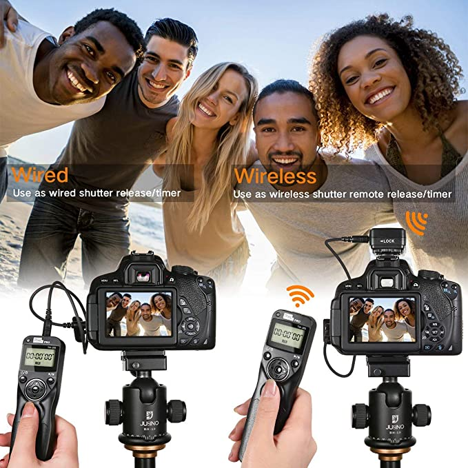 Disparador Remoto para Sony, Pixel TW-283 / S2 LCD Disparador ...