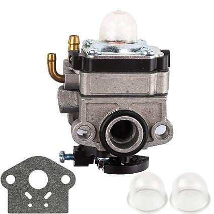 Carburetor For Troy-Bilt TB26TB TB475SS TB490BC TB425CS Gas Trimmer