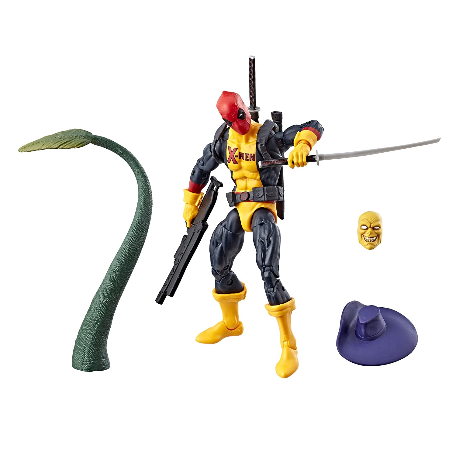 Marvel Legends Series 6-inch Deadpool 2