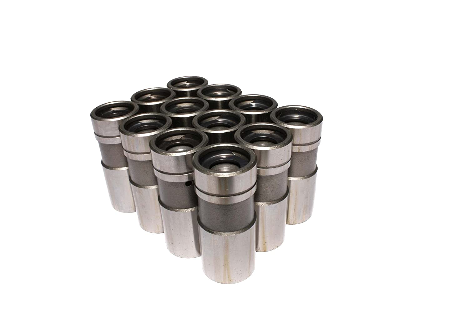COMP Cams 862-12 Pro Magnum Hydraulic Lifter for 289-302 Small Block//351 Windsor//Cleveland//429-460 Ford, Set of 12