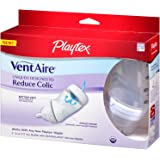 Playtex Ventaire Bottle BPA Free, 6 Ounces each, 3 Bottles, Pack of 2
