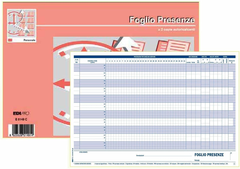 EdiPro E5149C A4 modulo e libro contabile