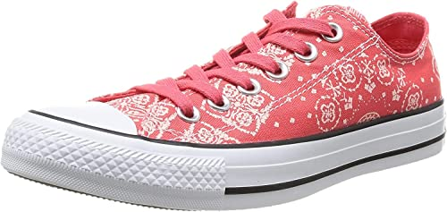 converse 36 rouge