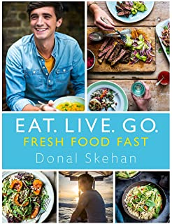 Kitchen hero great food for less amazon donal skehan go fresh food fast forumfinder Image collections