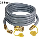 DOZYANT 24 Feet 1/2 ID Natural Gas Hose