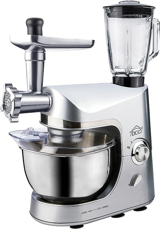 Superchef DCG - Robot de cocina, amasadora multifunción. Modelo KM9085. -: Amazon.es: Hogar