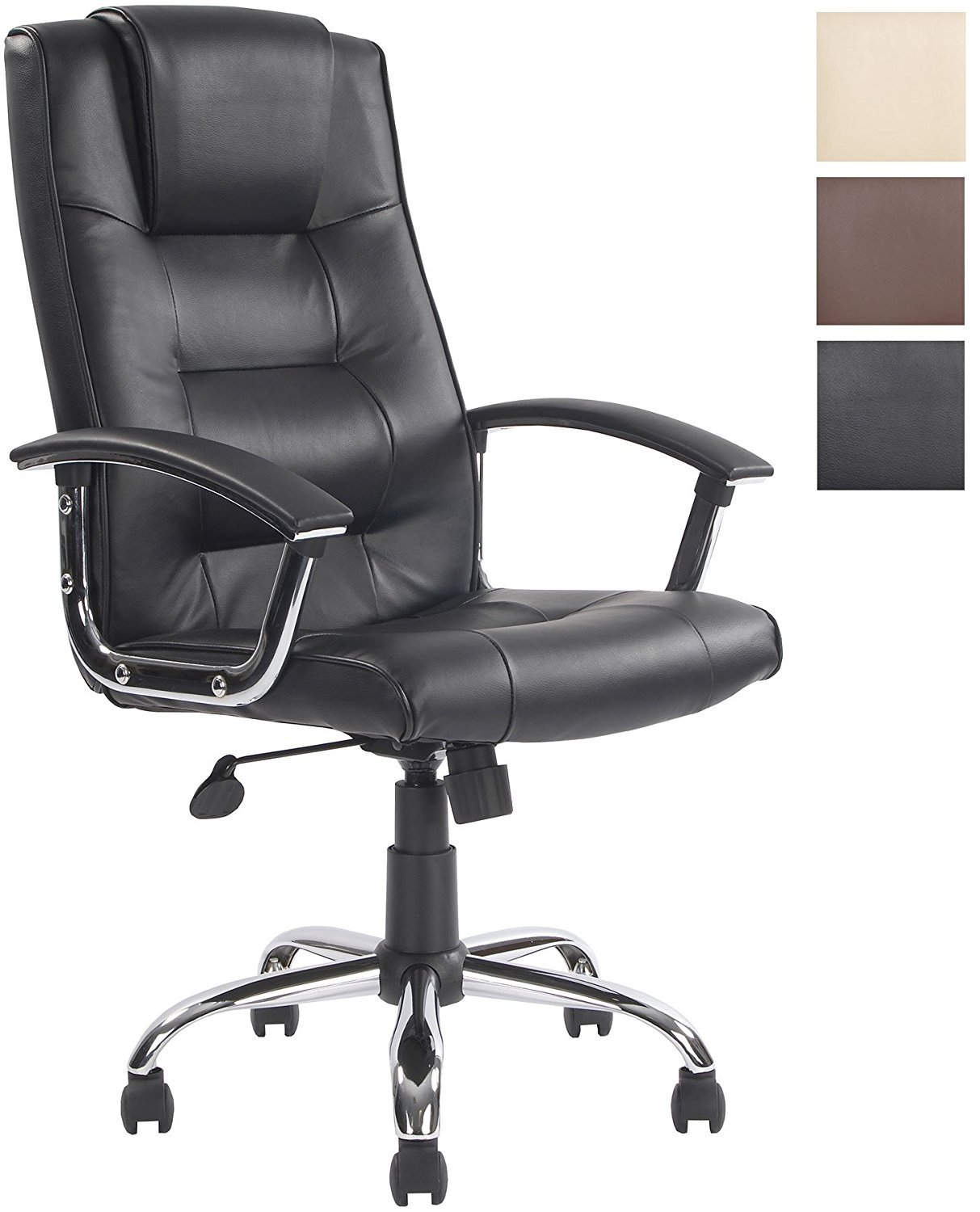 office furniture online loughborough leather faced manager chair