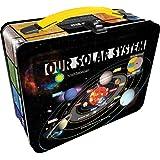 Aquarius Smithsonian Solar System Large Gen 2 Tin Storage Fun Box