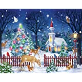 Peaceful Night Advent Calendar (Countdown to Christmas)