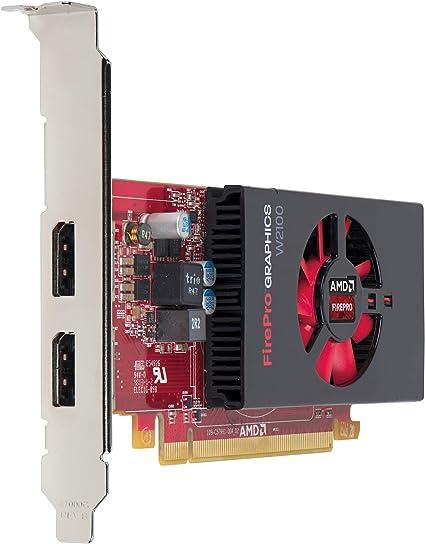 AMD FirePro W2100 2GB Graphics Card J3G91AT