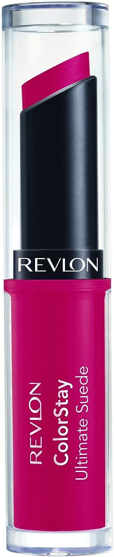 Amazon.com : Revlon ColorStay Ultimate Suede Lipstick, Runway : Beauty