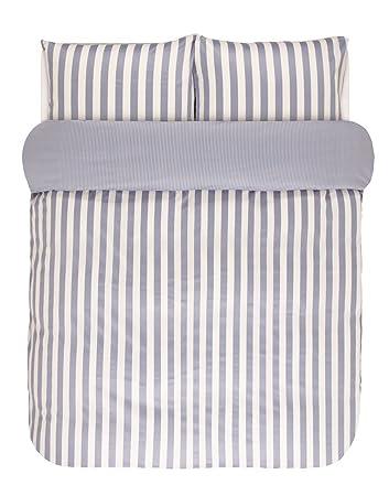 Marc O Polo Bettwäsche Classic Stripe Pastel Blue 1 Bettbezug