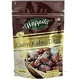 Happilo Premium International Queen Kalmi Dates, 200g (Pack of 1)