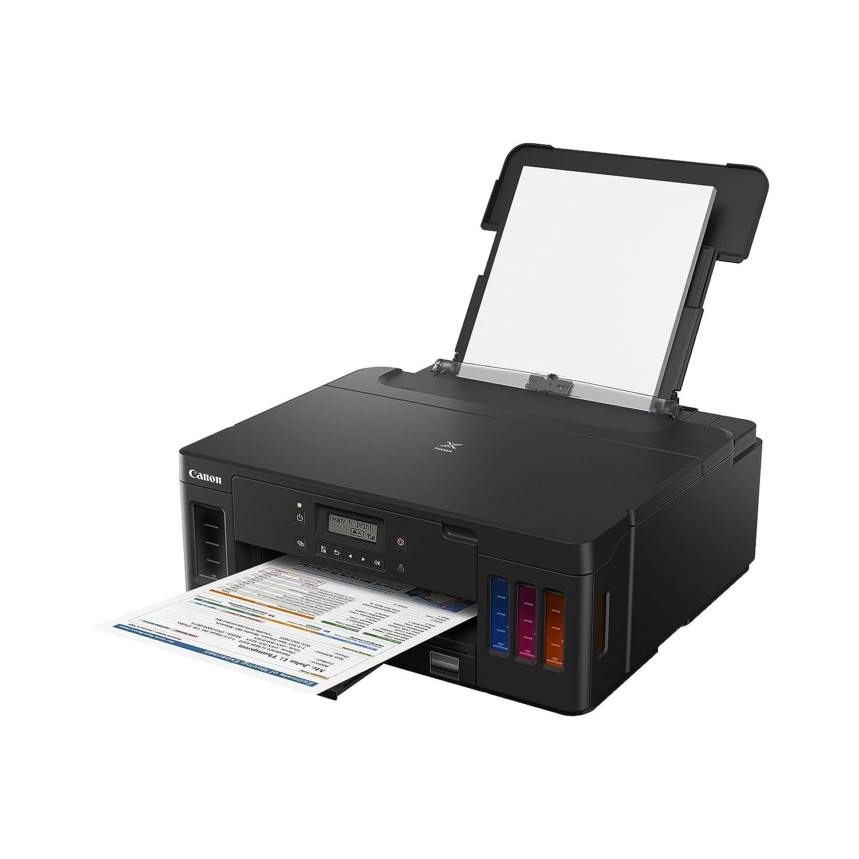 Canon PIXMA G5050 Impresora de inyección de Tinta 3112C006 A4/WLAN ...