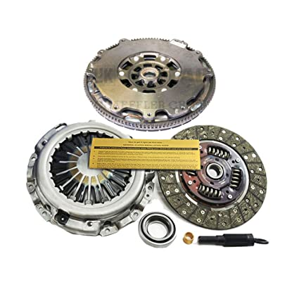 Amazon.com: EXEDY CLUTCH PRO-KIT+DUAL MASS FLYWHEEL for NISSAN 350Z INFINITI G35 3.5L VQ35DE: Automotive