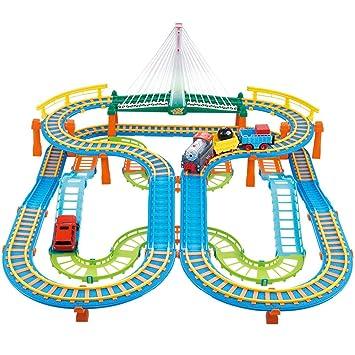 Jeux De D'exploration Pour Jouet Fer Chemin Enfants Voiture nPk8wOX0