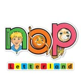 nick app f - Letterland Stories: Noisy Nick, Oscar Orange & Peter Puppy