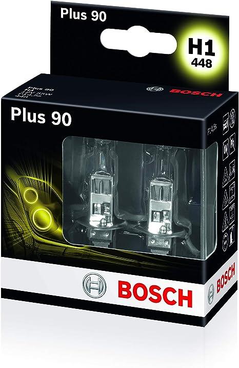 Bosch Lampes Pure Light H7 12V 55W Ampoule x2