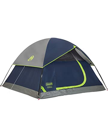 02b932a2518 Coleman 4-Person Dome Tent for Camping