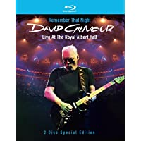 David Gilmour: Remember That Night - Live At The Royal Albert Hall [Blu-ray]