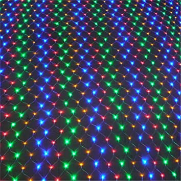 Netto Weihnachtsbeleuchtung.Lucky Clover Aoutdoor 6 4 Meter 880 Led Weihnachten Netto Licht