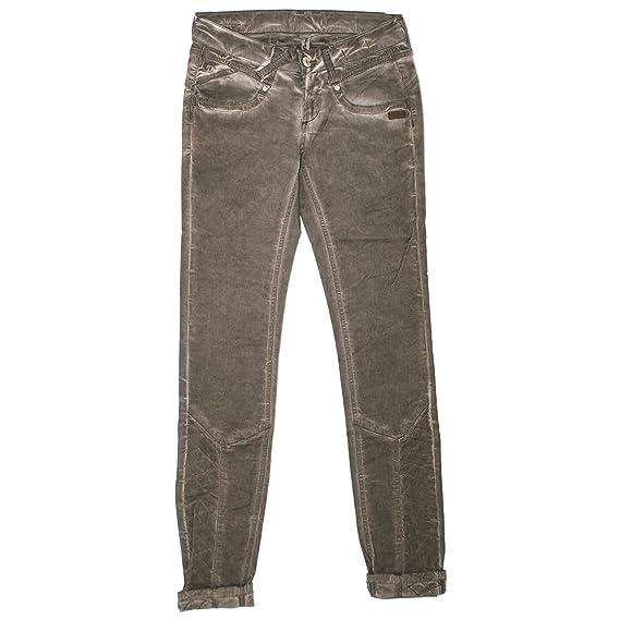 begrenzter Verkauf Niedriger Verkaufspreis reduzierter Preis Gang, Nena Cross Skinny, Damen Jeans Hose, Oiled ...