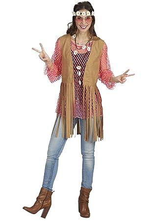 3abdd45a9e9fae Andrea-Moden Hippie-Weste in Beige