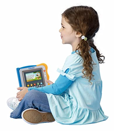 VTech - V.Reader Animated E-Book System World tech toys