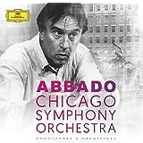 Claudio Abbado & Chicago Symphony Orchestra [8 CD]
