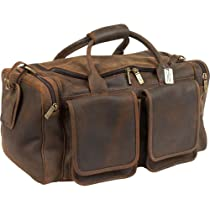 ClaireChase Distressed Hampton Duffel