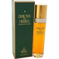 Diamonds and Emeralds by Elizabeth Taylor - perfumes for women - Eau de Toilette, 100ml
