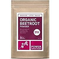 Power Super Foods Organic Beetroot Powder 125 g