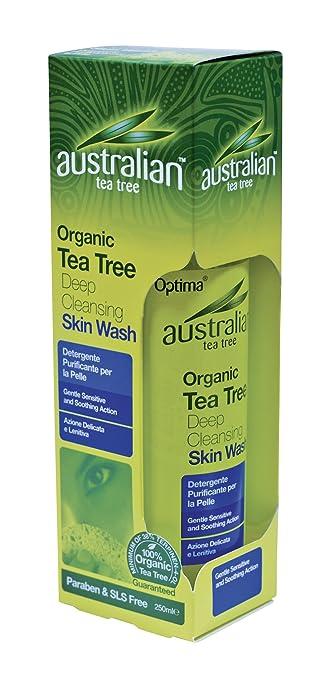 12 opinioni per Australian Tea Tree Detergente Purificante 250 ml