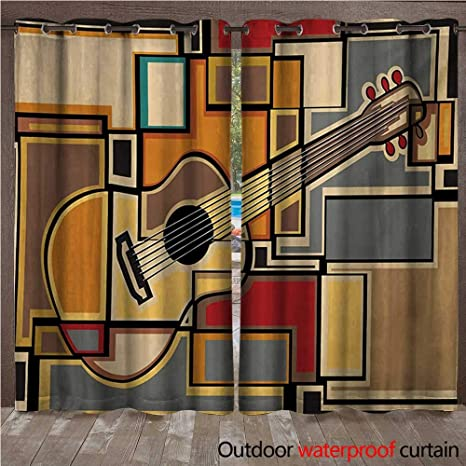 BlountDecor Cortina de música para Interiores y Exteriores ...
