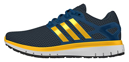 info for 0d9ff f2dae adidas Energy Cloud WTC m BA7521 Scarpe Uomo Sneakers da Running Sportive,  Bianco-Blu Marino-Giallo, 45 13 Amazon.it Scarpe e borse