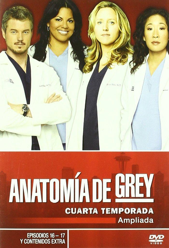 Anatomia de Grey - Temporada 4 [Spanien Import]: Amazon.de: DVD ...
