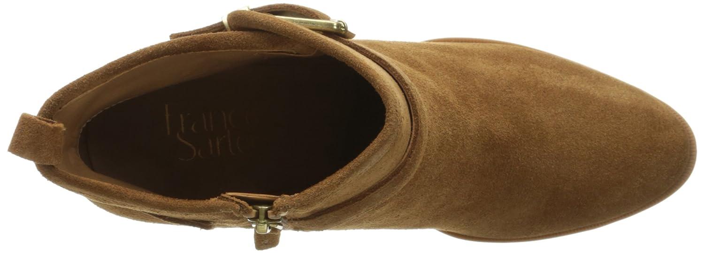 Franco Sarto Women's Delancey Ankle Bootie B01KU986QK 9 C/D US|Cognac
