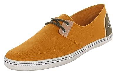 best service 8bd0f 9dfdd Lacoste Men Sneakers Bardos 3 AP SRM Light Yellow 7 ...