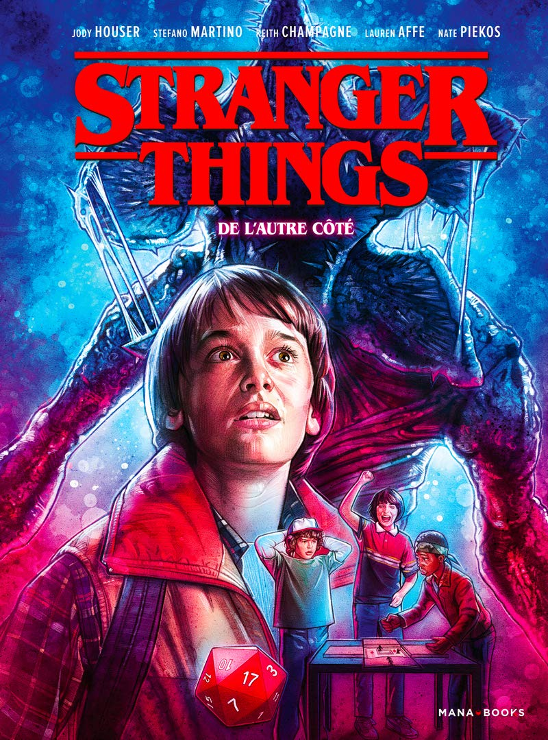 Amazon Fr Stranger Things T01 01 Jody Houser Stefano