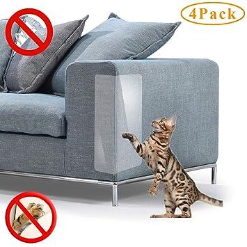 PetIsay Protector de Muebles para Gatos, protección contra arañazos, Protector de sofá para sofá