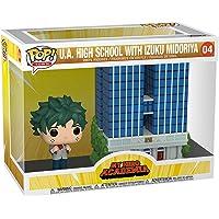 POP! Town My Hero Academia - U.A. High School w/Deku in Uniform