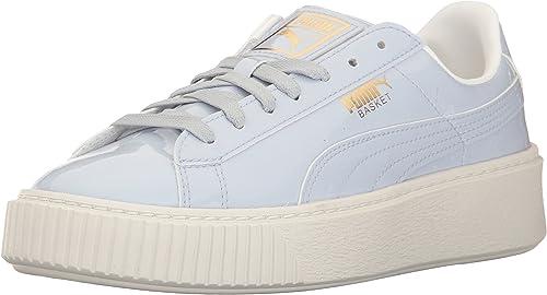 Women's Shoes Sneakers Puma Basket Platform DE Wn 201