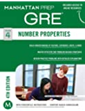 Number Properties GRE Strategy Guide, 4th Edition (Manhattan Prep Strategy Guides)