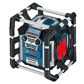 Testbericht Bosch GML 50 Baustellenradio
