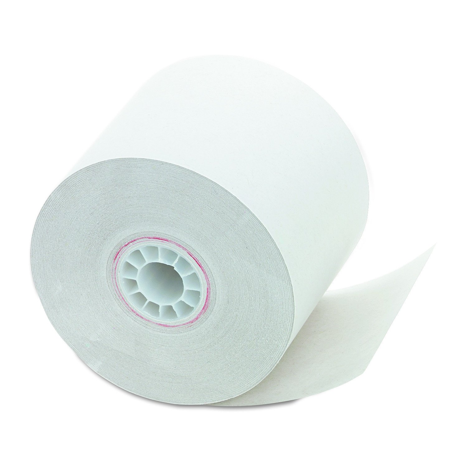 PM Company Perfection Recycled Calculator Rolls, 2.25 Inches x 150 Feet, White, 12 per Pack (02835)